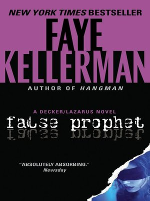 cover image of False Prophet